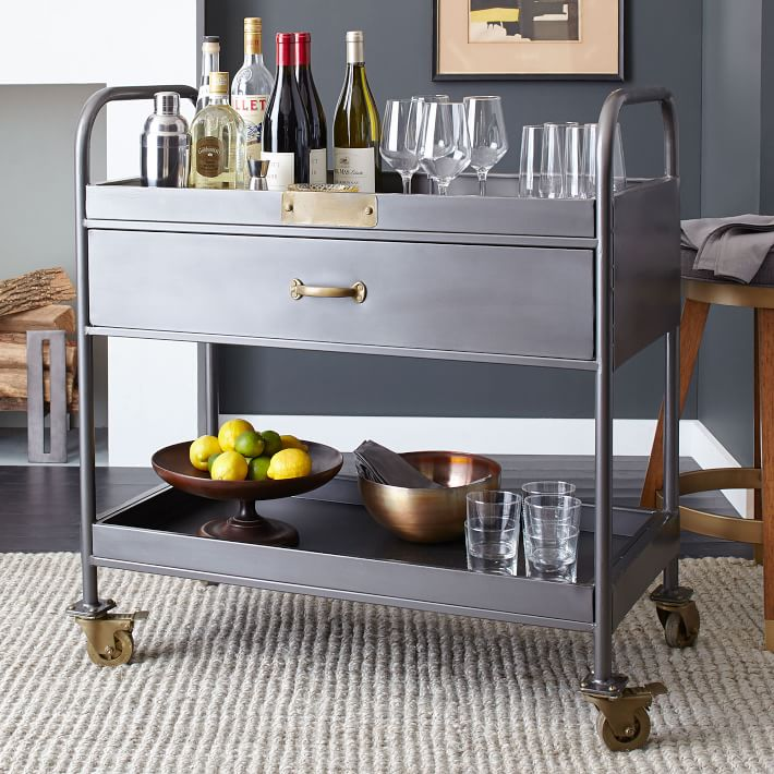 The Best Bar Carts