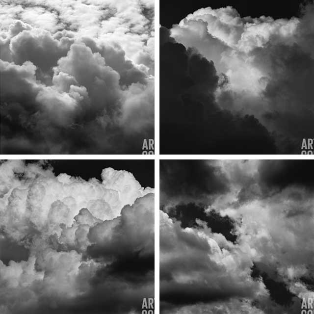 Edward Asher Cloud Studies