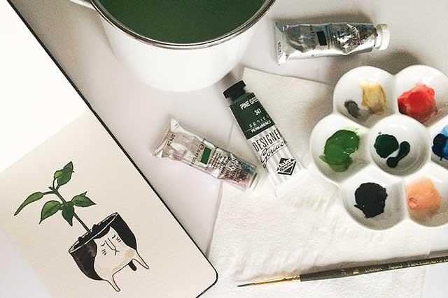 Watercolor Sketchbook   Making it Lovely