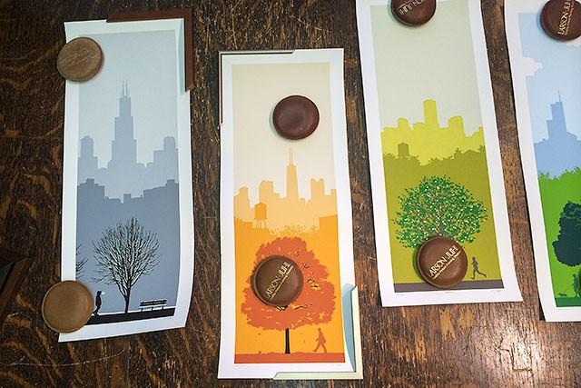 4 Seasons in Chicago, by Ryan Kapp