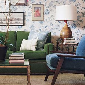 Peter Dunham Living Room