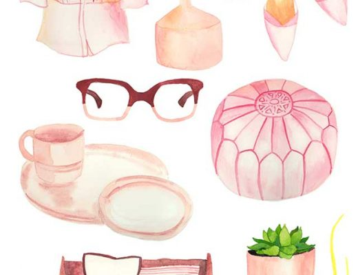 Think Pink | Making it Lovely
