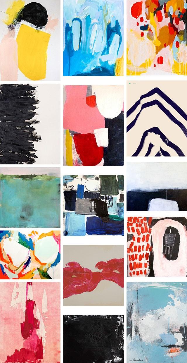 Artfully Walls - Abstract Art Paintings