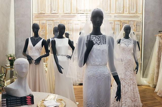 Wedding Dresses at BHLDN