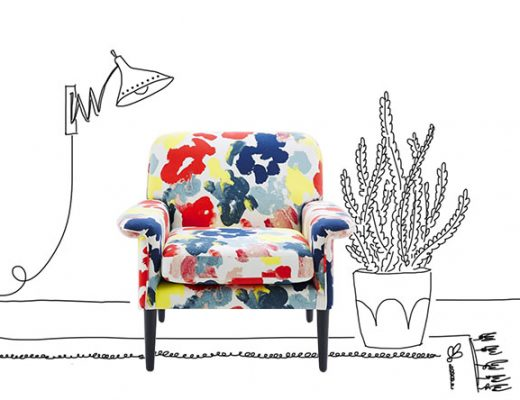 Kate Spade Saturday Chair | Making it Lovely