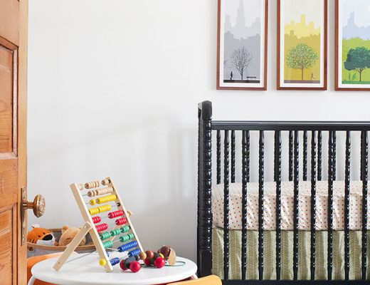 Calvin's Nursery | Making it Lovely