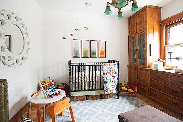 Calvin's Nursery   Making it Lovely