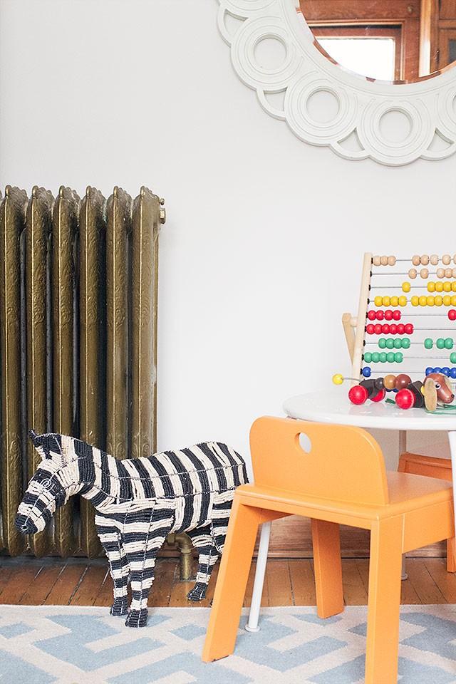 Play Area in Calvin's Nursery   Making it Lovely