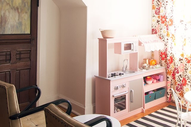 Playroom Toy Kitchen