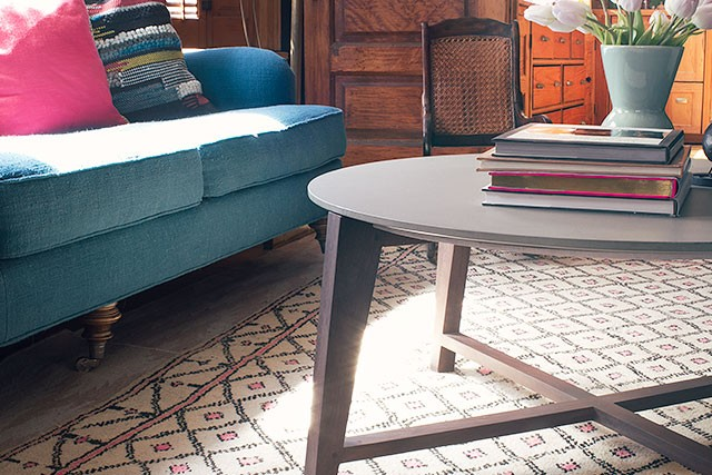 Layered Rugs   Making it Lovely