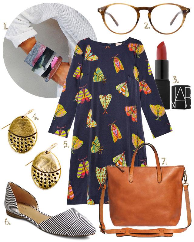 Style: Like a Moth…