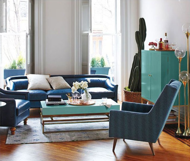 Anthropologie — The Optimist's Home (March 2015 Lookbook and Catalog)