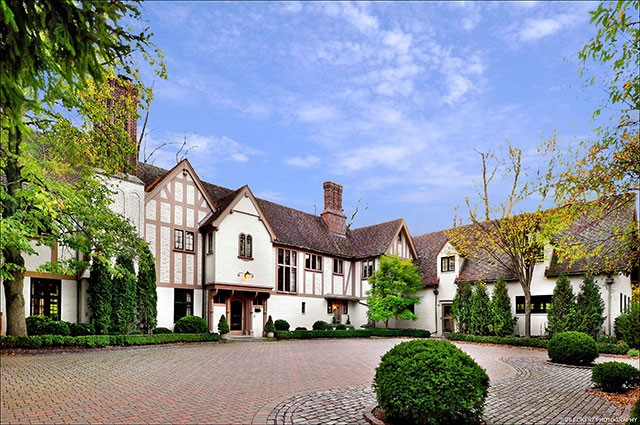 Lake Forest Showhouse & Gardens, 2015, Exterior