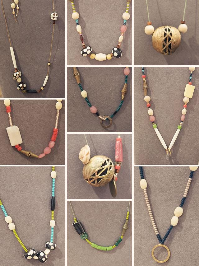 DIY Handmade Beaded Necklaces
