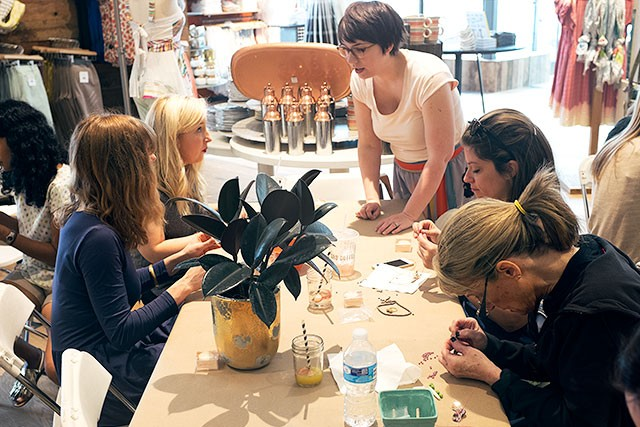 Leading a Craft Workshop
