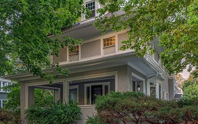 Hemmingway's Boyhood Home, Oak Park, IL