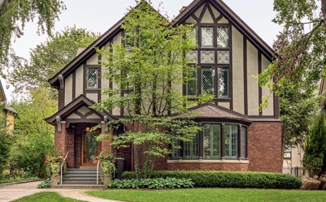 Mary Walker Herron House, Oak Park, IL