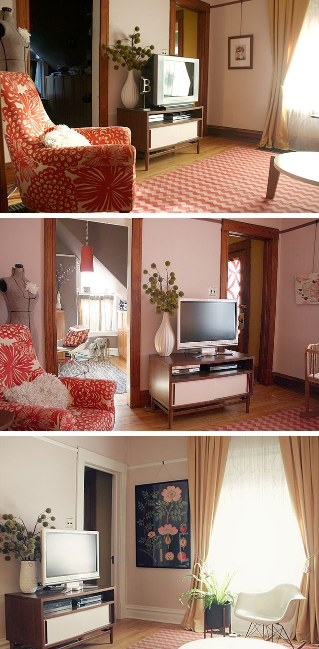 Changing Living Room, Making it Lovely