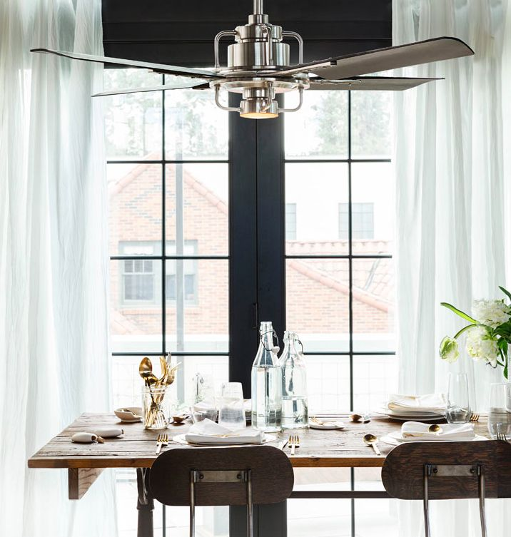 14 Ceiling Fans that Don't Look Terrible!