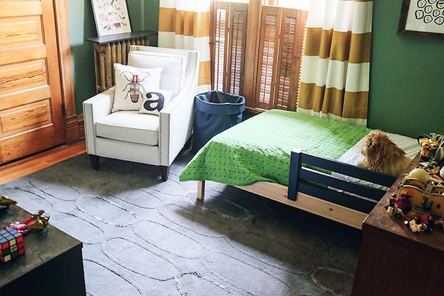 August's Room, In Progress