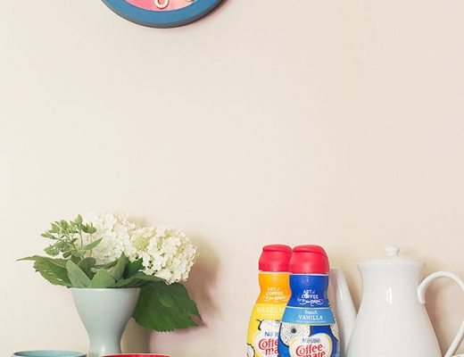 An #InspiredStart with David Bromstad's Coffee-Mate Designs   Making it Lovely
