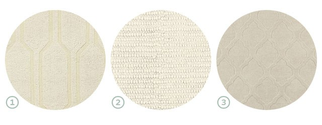 Neutral (Ivory) Rugs