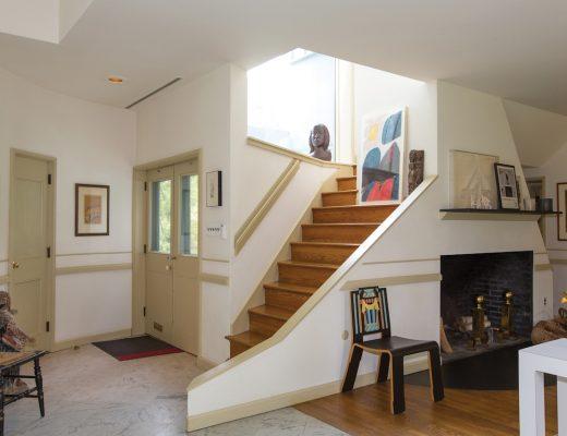 The Vanna Venturi House