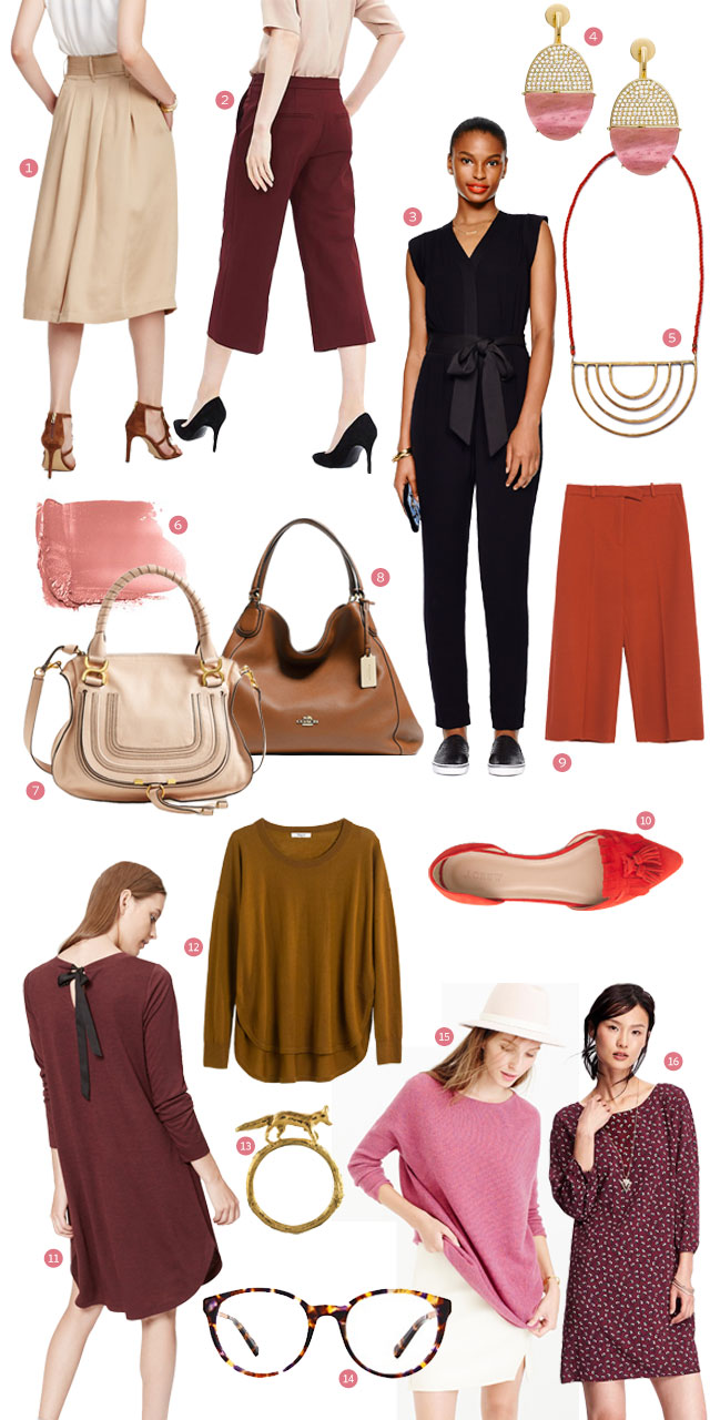 Get in My Closet, Fall Clothes!
