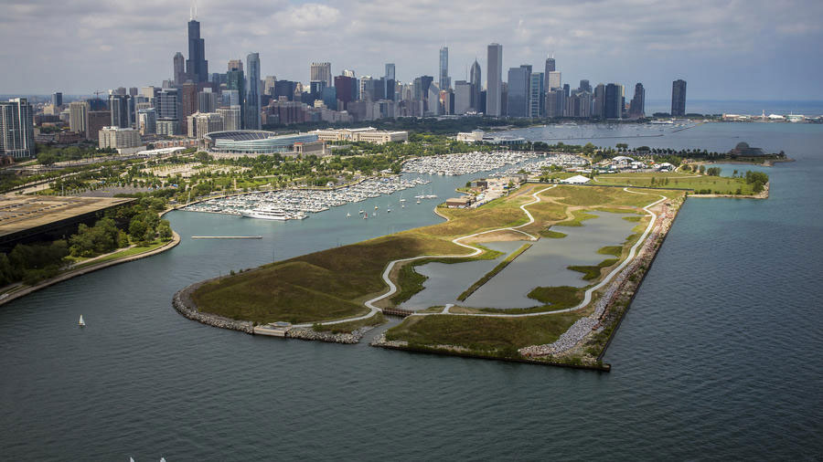 Meigs Field is now Northerly Island Park in Chicago
