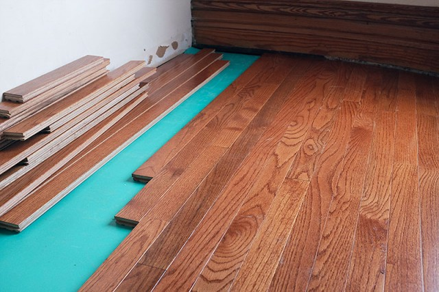 Laying New Hardwood Floors from Floor & Decor