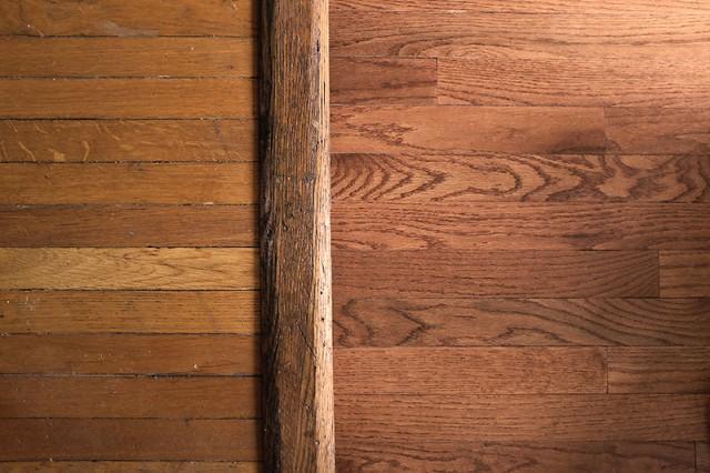 Old Floor, New Floor