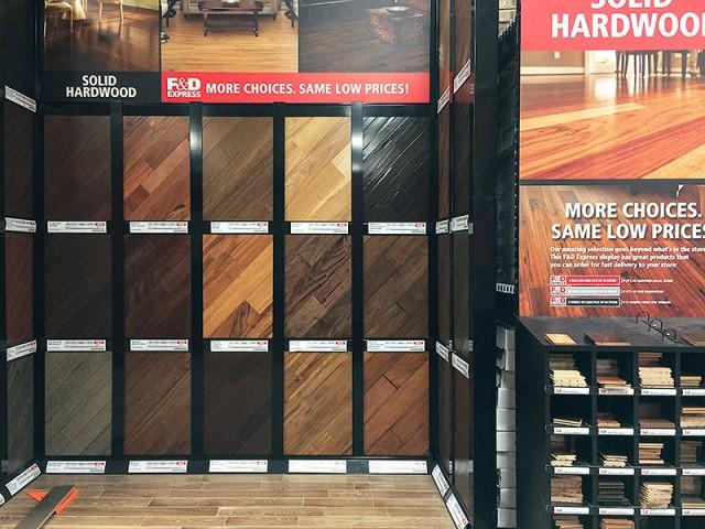 Wood Flooring at Floor & Decor