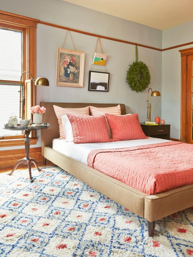 Making it Lovely's Bedroom in HGTV Magazine's Christmas 2015 Issue