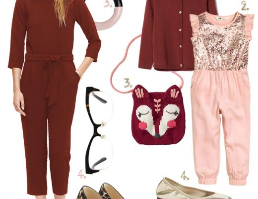 Mother / Daughter Jumpsuits!