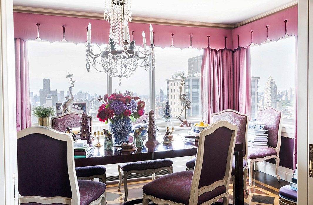One Kings Lane: Alex Papachristidis' Dining Room
