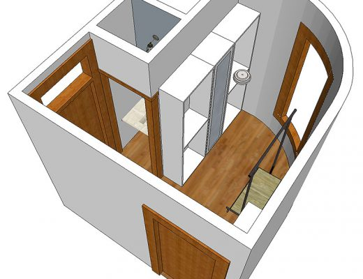 Closet Layout 2