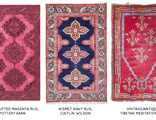 Small Patterned Rugs