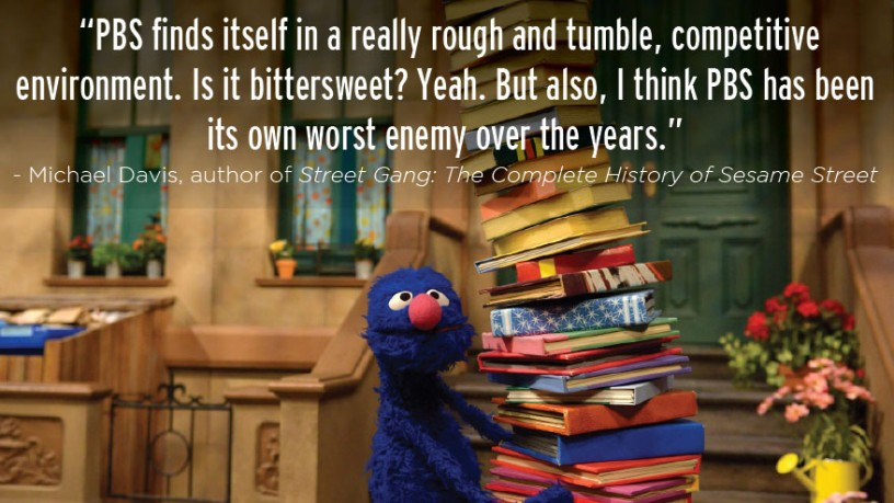 Sesame Street's Move from PBS to HBO