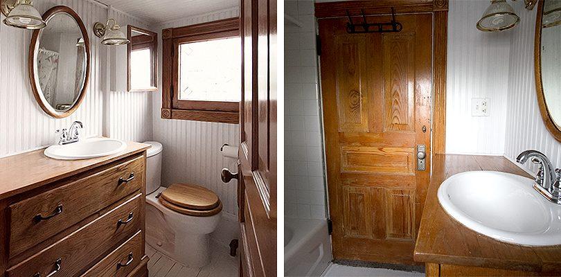 Bathroom (Third Floor), Before