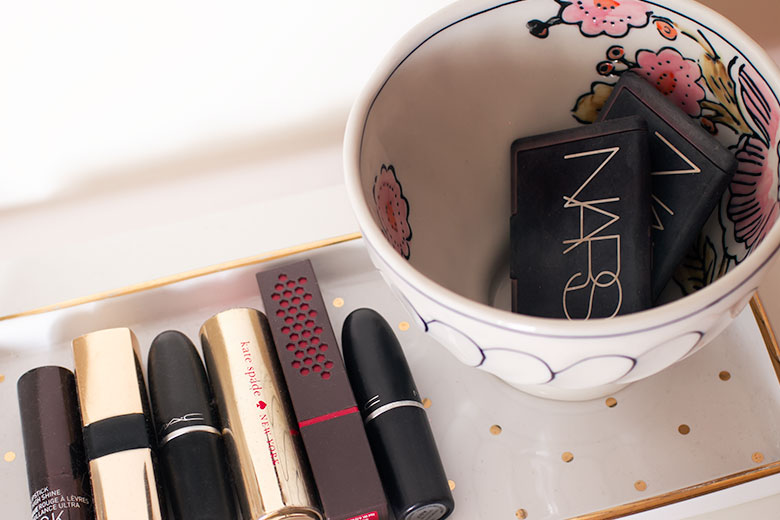 Lipstick, Blush