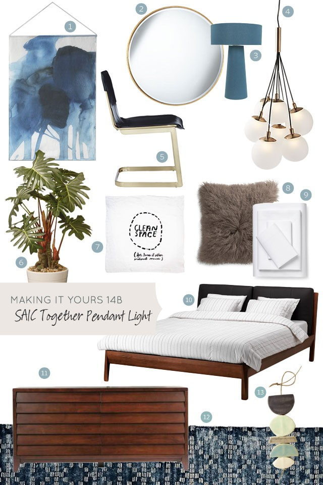 Making it Yours 14B: SAIC Together Pendant Light