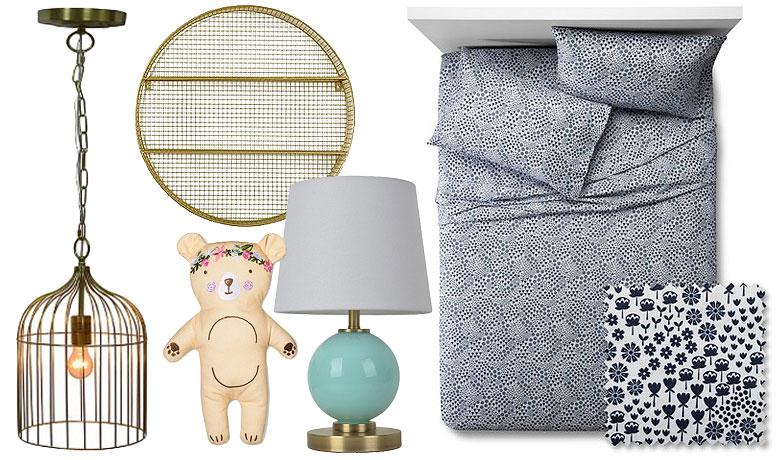 Target Pillowfort Girl's Room