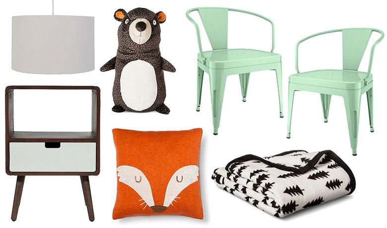 Target Pillowfort Toddler's Room