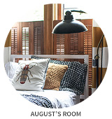 Victorian House Tour: August's Room