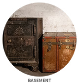 Victorian House Tour: Basement