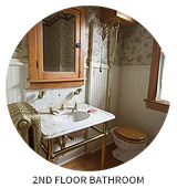 Victorian House Tour: Bathroom (2nd Floor)