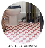 Victorian House Tour: Bathroom (3rd Floor)