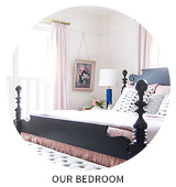 Victorian House Tour: Our Bedroom