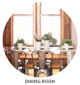 Victorian House Tour: Dining Room