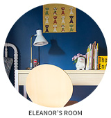 Victorian House Tour: Eleanor's Room